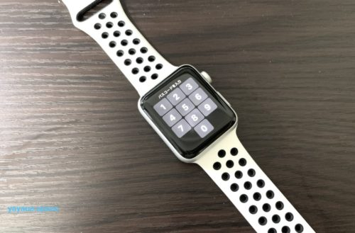 Apple Watchの充電