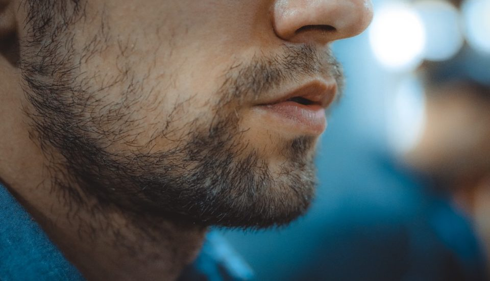 ヒゲの光脱毛の効果